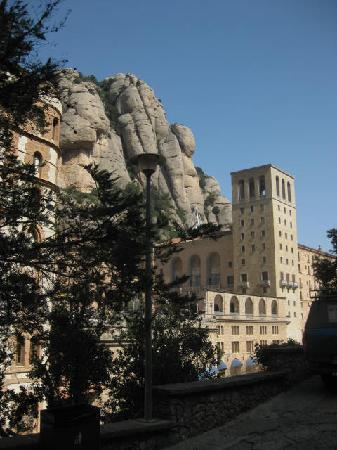 El Palace Hotel: Excursion to Monserrat