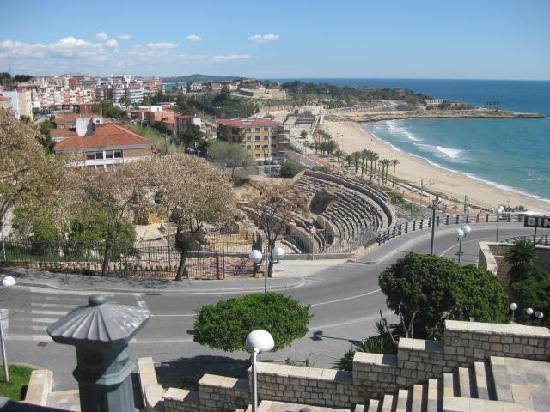 El Palace Hotel: Excursion to Tarragona