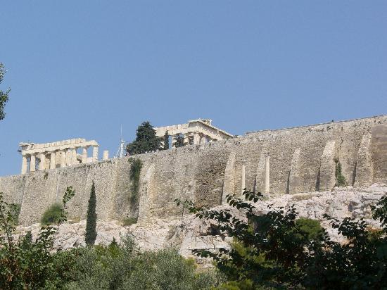 Atene, Grecia: L'Acropoli