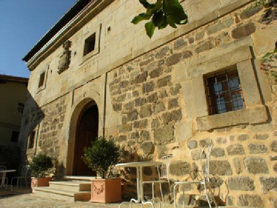 Hotel Palacio La Cajiga: Fachada
