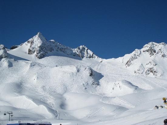 Sporthotel Neustift: entre neige soleil et ciel bleu