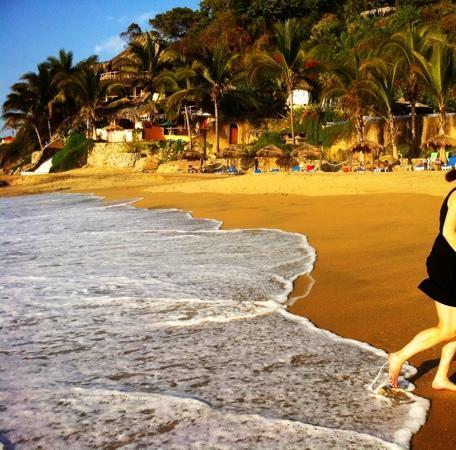 Playa Escondida: paradise