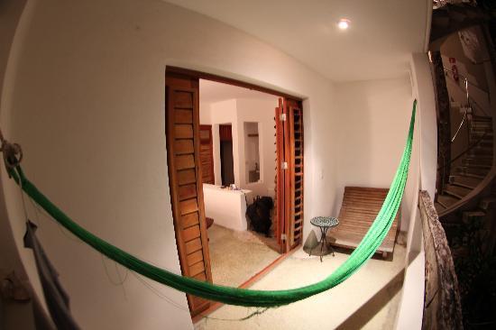 Mi Casa en Cozumel: lanai