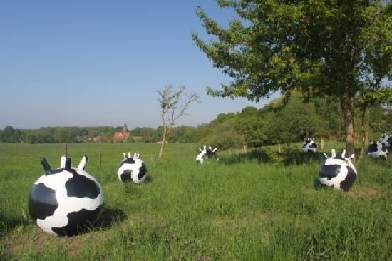"Belzig, Alemania: ""(K)uier(en) - Spazierengehen"" von Silke De Bolle"