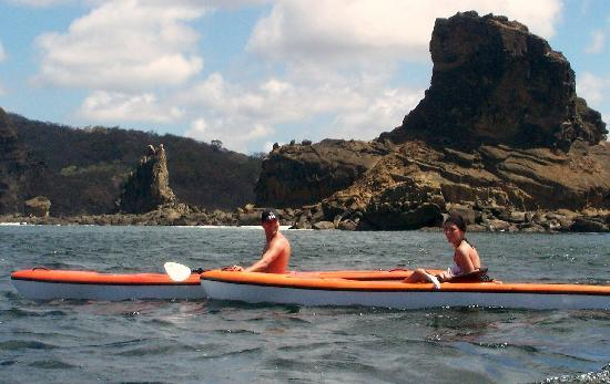 Odysea Kayak Tours: Odysea Kayak Tour, Playa Maderas