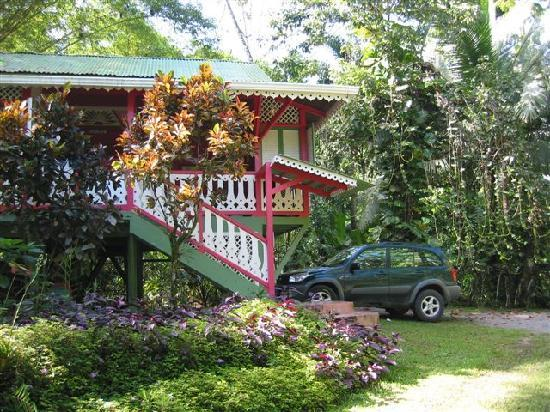 Hotel Aguas Claras: The Red Cottage
