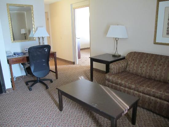 Red Roof Inn Knoxville West - Cedar Bluff: From Main Room