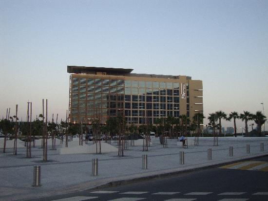 Centro Yas Island Abu Dhabi by Rotana: Centro external photo