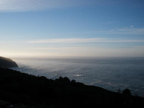 Treebones Resort : view from trail