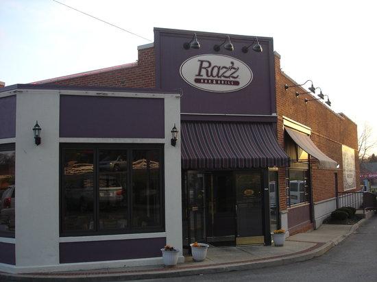 Raz'z Jazz Bar & Grill, Nashville - Menu, Prices ...