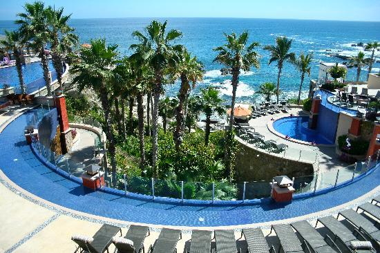 Pool View Picture Of Welk Resorts Sirena Del Mar Cabo