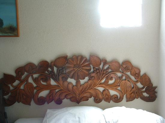 Hotel Utz Jay Hand Carved Headboard Of My Bed