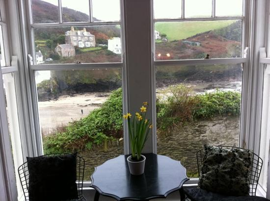 The Gallery B&B: our view