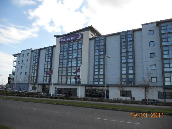 Twin Room Picture Of Premier Inn Dublin Airport Hotel