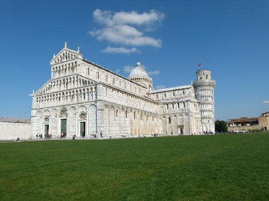 Under The Tuscan Sun Tours: Pisa