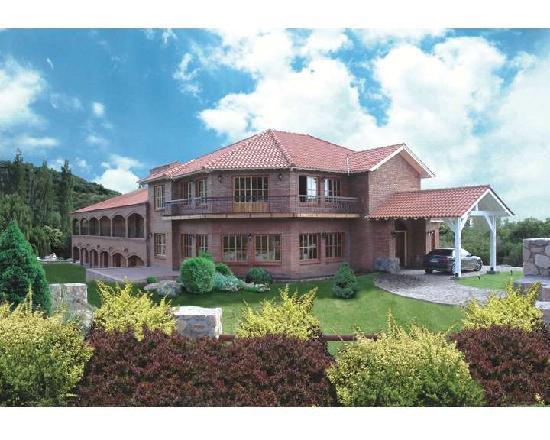 La Barraca Hotel & Resort: Vista lateral este