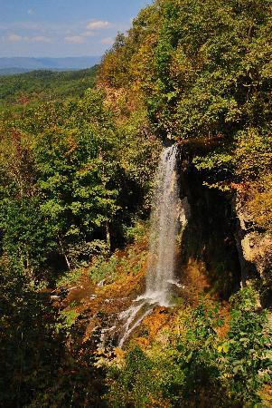 Waterfall near Goshen, Virginia