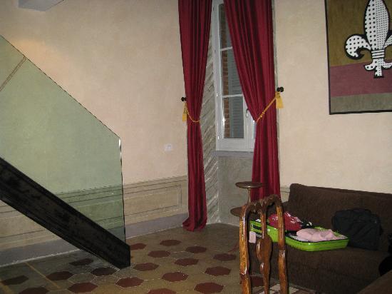 Le stanze del giglio: camera 1