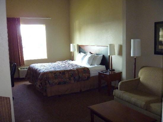 Sleep Inn & Suites Ocala - Belleview: King Suite
