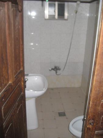 Sa Rang Chae Guesthouse: Bathroom