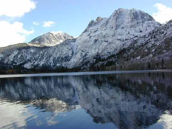June Lake, CA: Silver Lake, Hwy 158