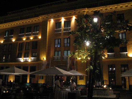 Restaurante Paco's: Plaza Santo Domingo