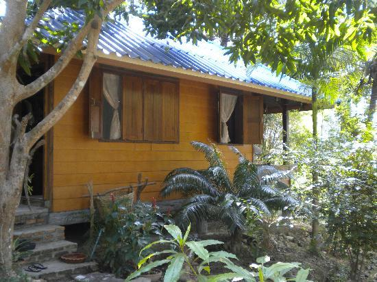 Ranong, Thailand: Mr. Goa's Bungalows