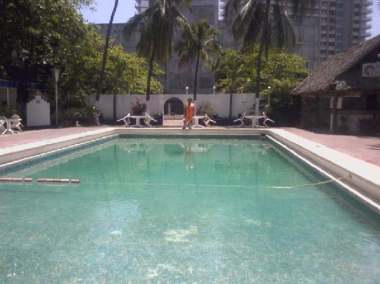 Auto Hotel Ritz Acapulco: alberca auto hotel ritz!