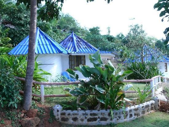 Koh Mak Buri Hut: Bungalows