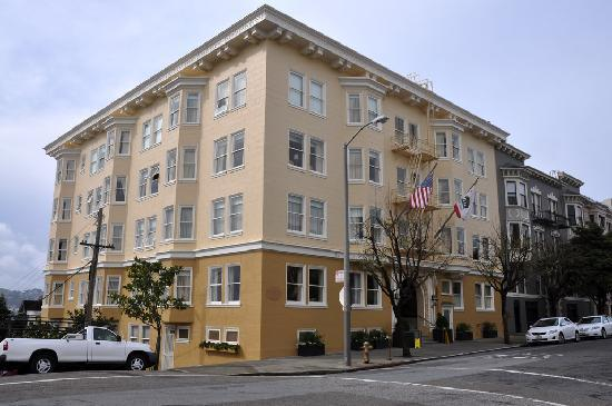 Hotel Drisco Pacific Heights: Le Drisco sur Pacific Heights