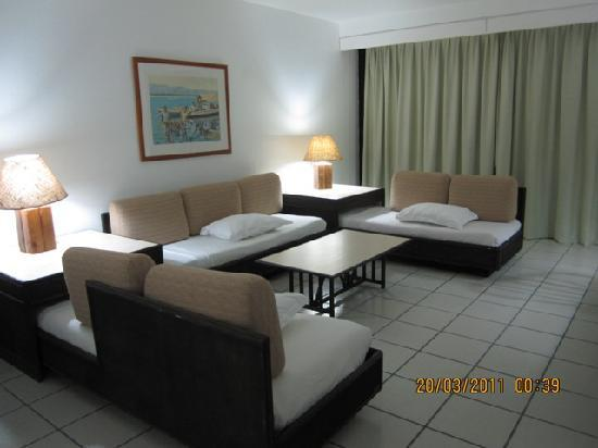Laguna Mar: Junior Suite with balcony and ocean view
