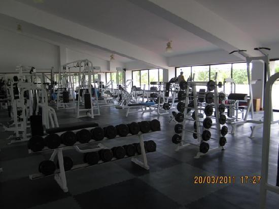 Laguna Mar: Gym