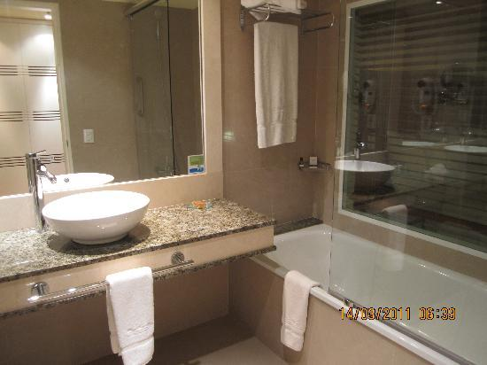 Pestana Caracas Premiun City & Conference Hotel: Bathroom