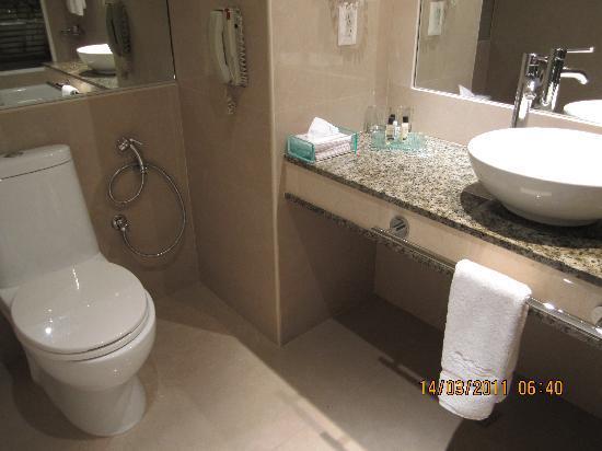Pestana Caracas Premiun City & Conference Hotel: Bathroom