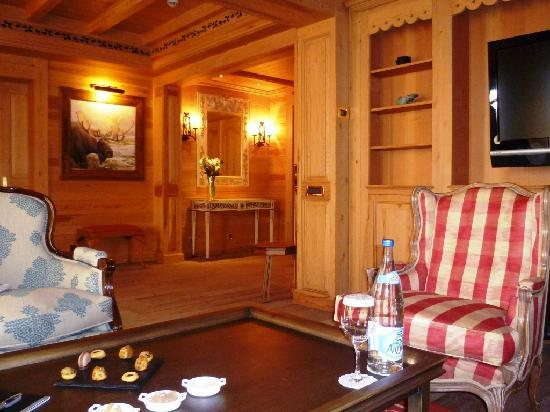 Michlifen Ifrane Suites & Spa: Savoyard Suite