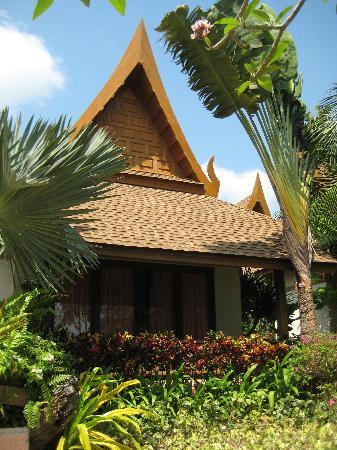Thai House Beach Resort: Villa E