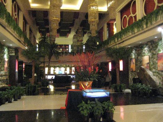 Yangyang Vivasha Resort Hotel: 広いロビー
