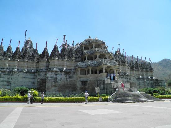 Índia: ranakpur
