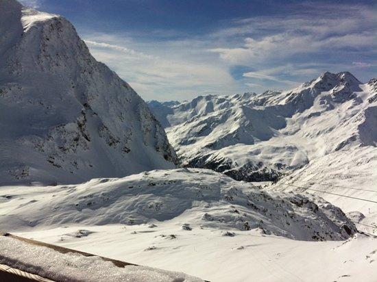 Senales, إيطاليا: Alps at Val Senales