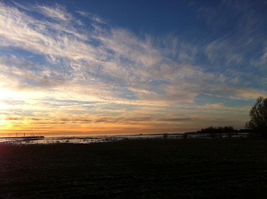 Malmö, Svezia: Strandängarna vid Klagshamn
