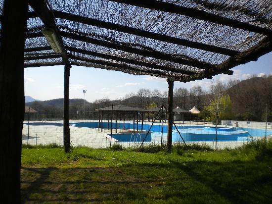 Galluccio, Italia: La piscina de La Starza