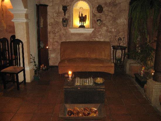 Hotel EuroMaya Suites: Salón