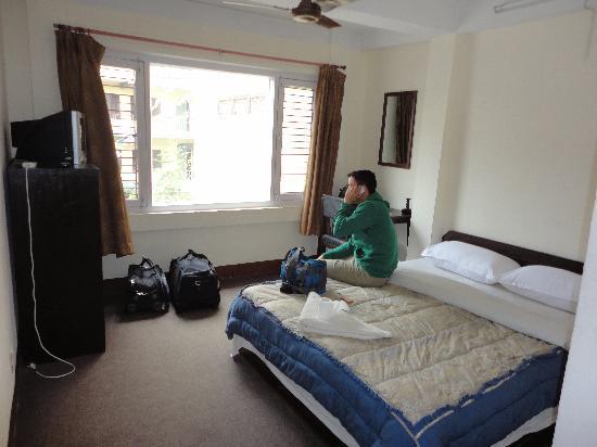 背包客旅館照片