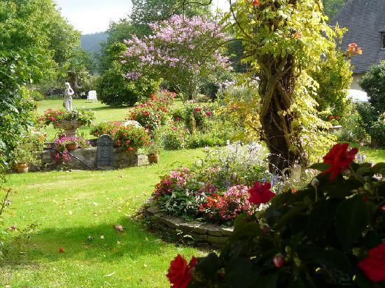 le manoir dossau le jardin - Le Jardin
