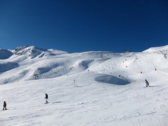 Ski resort Lenzerheide