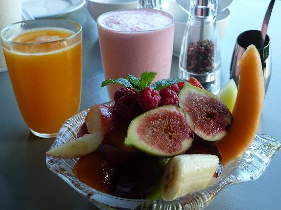 The Orchard Luxury B&B: What a way to start the day !