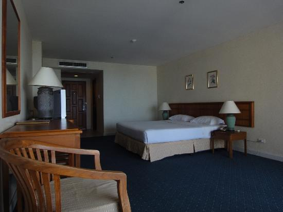 Sandy Spring Hotel: Deluxe room