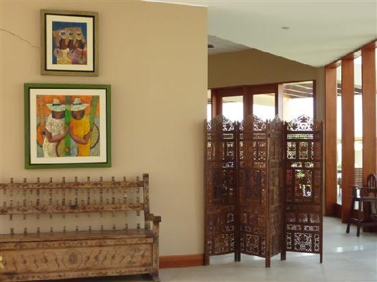 Casa Andina Classic Chincha: Una parte del ingreso