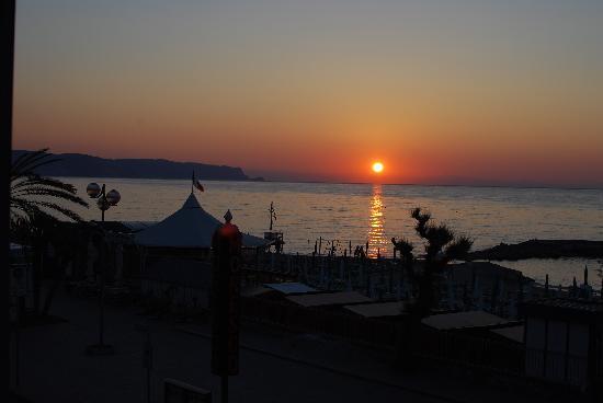 Residence Moresco : Il tramonto