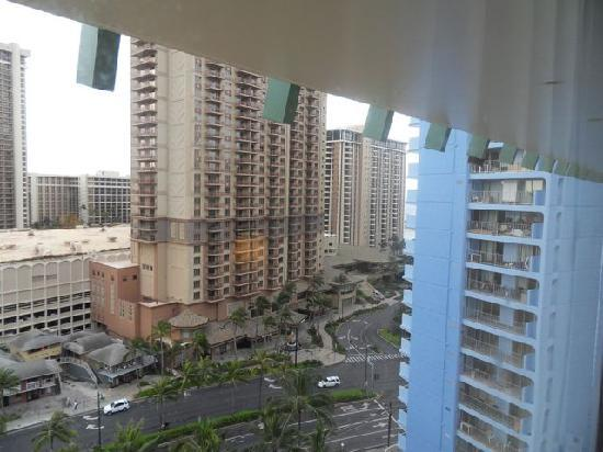 Ramada Plaza Waikiki: The best view in the house!